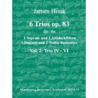 6 TRIOS OP 83 BD 2 (NR 4-6)
