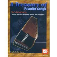 A treasury of favorite songs