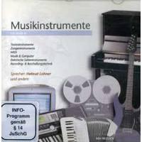 Tasteninstrumente Zungeninstrumente