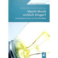 MACHT MUSIK WIRKLICH KLUEGER