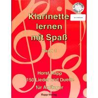 Klarinette lernen mit Spaß 1