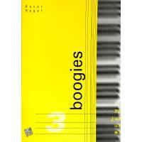 Boogies für Jung und Alt 3 | 12 mittelschwere Boogie + Bluesstuecke