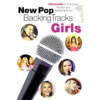 New Pop backing tracks girls