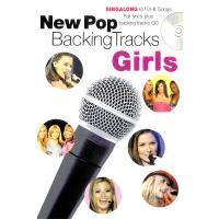 New Pop backing tracks girls