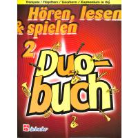 HOEREN LESEN & SPIELEN 2 - DUOBUCH