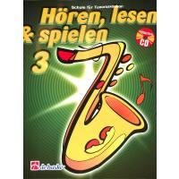 HOEREN LESEN & SPIELEN 3 - SCHULE
