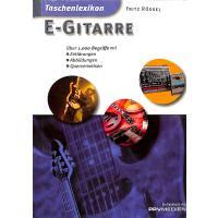 Taschenlexikon E-Gitarre