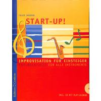 Start up - Improvisation für Einsteiger