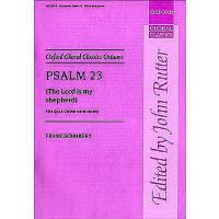 Psalm 23 - Gott ist mein Hirt D 706 op posth 132