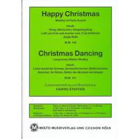 HAPPY CHRISTMAS + CHRISTMAS DANCING MEDLEY