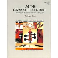 AT THE GRASSHOPPER BALL