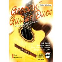 Groovin' guitar Duos