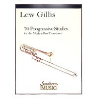 70 PROGRESSIVE STUDIES FOR THE MODERN BASS TROMBONIST