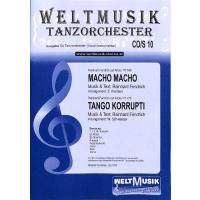 Macho Macho + Tango Korrupti
