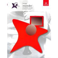 Music medals - bronze recorder ensemble pieces