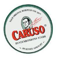 Caruso Hustenbonbons Box (60 Gramm)