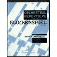 Orchestral repertoire for the glockenspiel 1