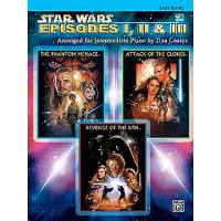 Star Wars Episodes 1 2 + 3