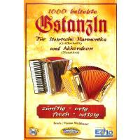 1000 beliebte Gstanzln für Steirische Harmonika und Akkordeon