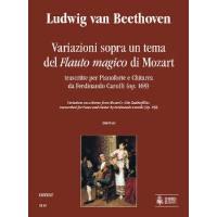 Variazioni sopra un tema del flauto magico (Zauberflöte - Mozart)