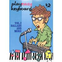 Play easy keyboard 2 - ballads and more