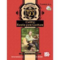 50 favorite celtic reels for guitar
