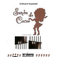 Samba de cacao - 10 Mallet soli