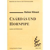 CSARDAS + HORNPIPE