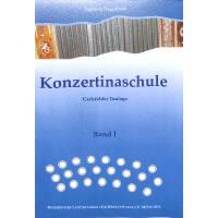 Konzertinaschule - Carlsfelder Tonlage 1
