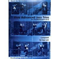 5 ADVANCED JAZZ TRIOS 2 (4-5)