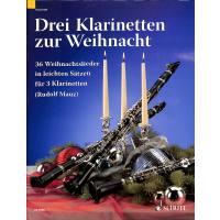 3 Klarinetten zur Weihnacht