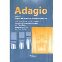 Adagio 2 - feierliche leicht ausführbare Orgelmusik