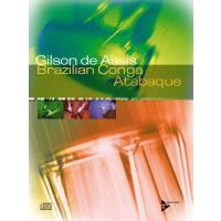 Brazilian conga atabaque