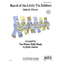 March of the little tin soldiers