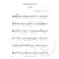 Missa puerorum op 62