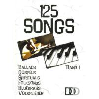 125 SONGS BD 1