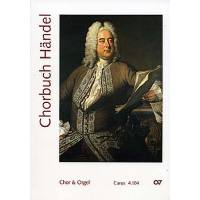 CHORBUCH HAENDEL