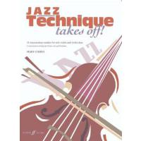 Jazz technique takes off