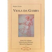 Viola da Gamba - Schule für Anfänger