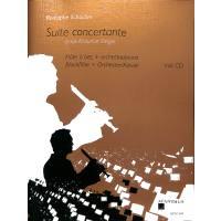 SUITE CONCERTANTE POUR MAURICE STEGER