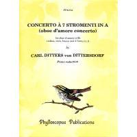 Concerto a 7 stromenti in A