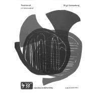 POSTHOERNDL - EIN VOLKSMUSIKHEFT