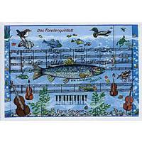 Doppelkarte Forellenquintett (Schubert)
