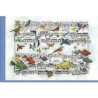 Doppelkarte Schöpfung 3 (Haydn)
