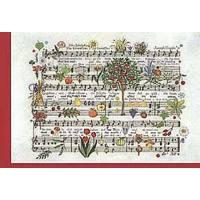 Doppelkarte die Schöpfung 4 (Haydn)