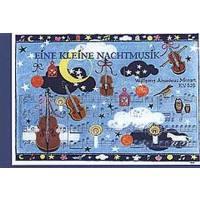 Doppelkarte Kleine Nachtmusik (Mozart)