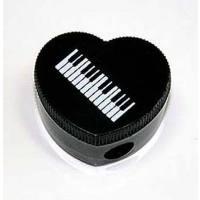 Spitzer Herzform Tastatur