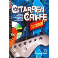 Gitarrengriffe optimal