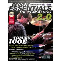 Groove essentials 2.0 - the play along