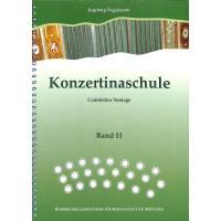 Konzertinaschule - Carlsfelder Tonlage 2